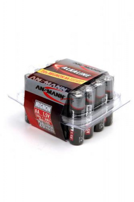 ANSMANN RED 5015548 LR6  в пласт. боксе 20 шт