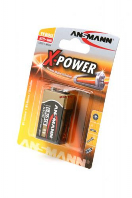 ANSMANN X-POWER 5015643 6LR61 BL1