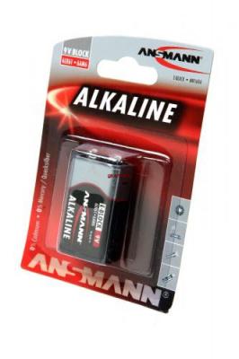 ANSMANN RED 1515-0000 6LR61  BL1