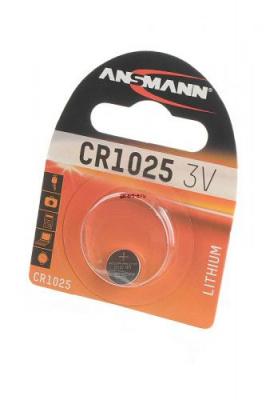 ANSMANN 1516-0005-RU CR1025 BL1