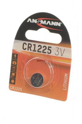 ANSMANN 1516-0008-RU CR1225 BL1