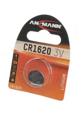 ANSMANN 5020072-RU CR1620  BL1