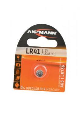 ANSMANN 5015332 LR41 (AG3) BL1