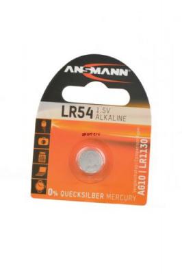 ANSMANN 5015313 LR54 (AG10) BL1