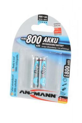 ANSMANN 5030982-RU maxE 800мАч AAA BL2
