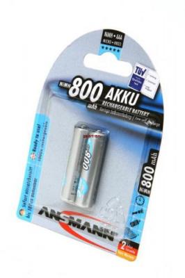 ANSMANN 5030982 maxE 800мАч AAA BL2