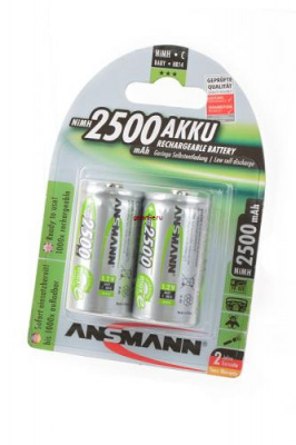 ANSMANN 5030912-RU maxE 2500мАч C BL2