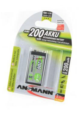 ANSMANN 5035342-RU maxE 200мАч E-Block BL1