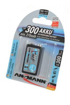 ANSMANN 5035453-RU maxE 300мАч E-Block BL1