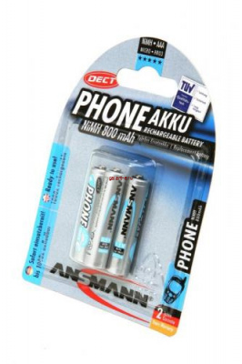 ANSMANN PHONE 5030142 maxE 800мАч AAA BL3