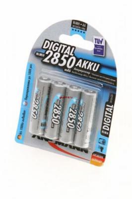 ANSMANN 5035092-RU 2850мАч AA DIGITAL  BL4