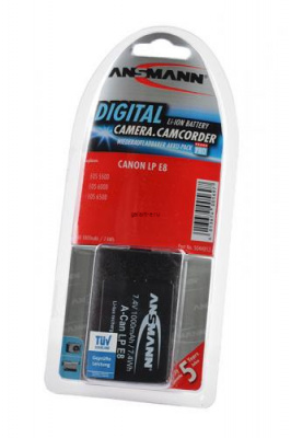 ANSMANN 5044853 A-Can LP E8  BL1