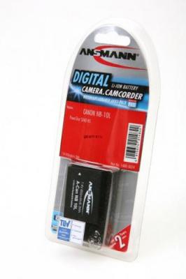 ANSMANN 1400-0024 A-Can NB 10 L BL1