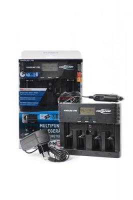 ANSMANN 1001-0018 Powerline 5 Pro BL1