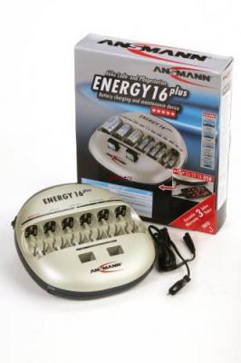 ANSMANN 1001-0004 Energy 16 plus BL1