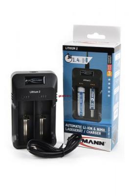 ANSMANN 1001-0050 Lithium 2 BL1
