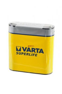 VARTA SUPERLIFE 2012 3R12 SR1, в уп. 44 шт, элемент питания, батарейка