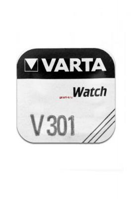 VARTA 301, элемент питания, батарейка