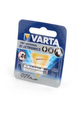 VARTA PROFESSIONAL ELECTRONICS 4227 V 27 A BL1, элемент питания, батарейка