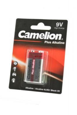 Camelion Plus Alkaline 6LR61-BP1 6LR61 BL1, элемент питания, батарейка