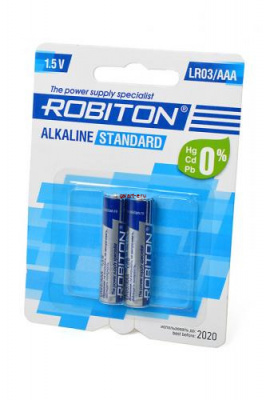 ROBITON STANDARD LR03 BL2