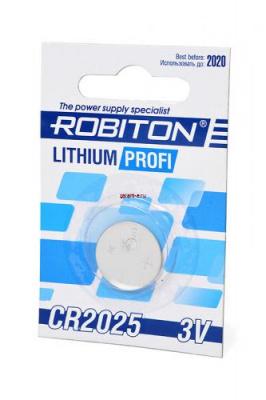 ROBITON PROFI R-CR2025-BL1 CR2025 BL1