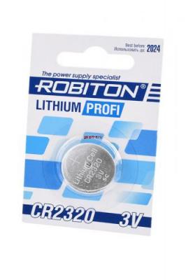 ROBITON PROFI R-CR2320-BL1 CR2320 BL1