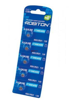 ROBITON STANDARD R-AG0-0-BL5 (0% Hg)  AG0 LR521 379 LR63 BL5