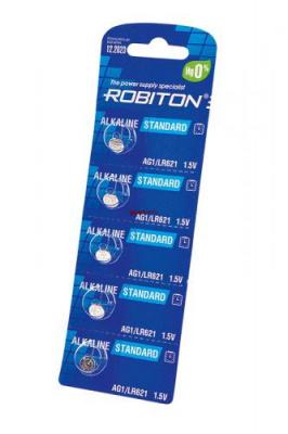 ROBITON STANDARD R-AG1-0-BL5 (0% Hg) AG1 LR621 364 164 LR60 BL5