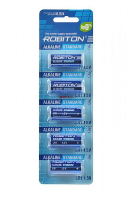 ROBITON STANDARD R-LR1-0-BL5 LR1 (0% Hg) BL5
