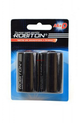 ROBITON Adaptor-AA-D BL2 адаптер для аккумуляторов