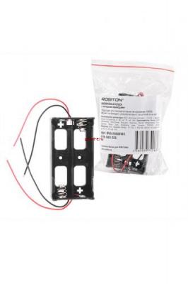 ROBITON Bh2x18650W4 с четырьмя проводами и параллельным соединением PK1