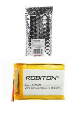 ROBITON LP103450 3.7В 1800мАч PK1
