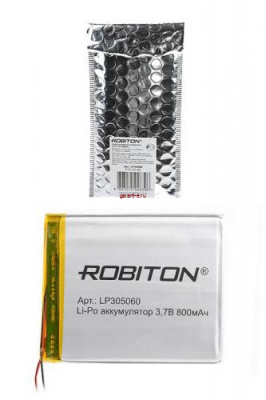 ROBITON LP305060 3.7В 800мАч PK1