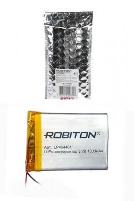 ROBITON LP464461 3.7В 1300мАч PK1