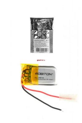 ROBITON LP601120 3.7В 100мАч PK1
