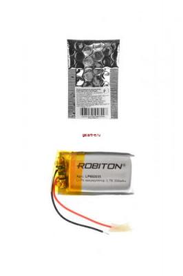 ROBITON LP602035 3.7В 350мАч PK1