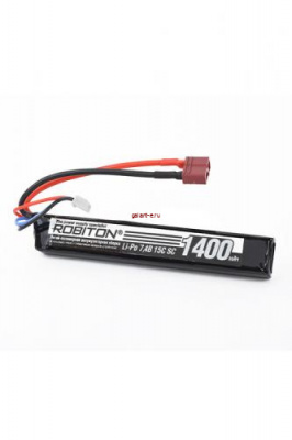 ROBITON LP-STA2-1400 Lipo 7.4В 1400мАч