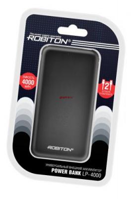 ROBITON POWER BANK LP-4000 Type C Micro-USB - Type C BL1