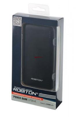 ROBITON POWER BANK LP20-K BL1