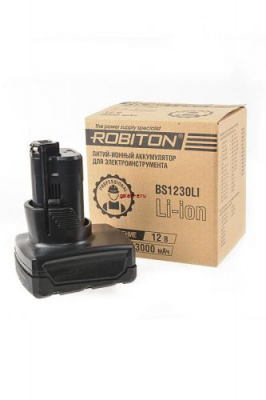 ROBITON BS1230LI для электроинструментов Bosch