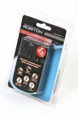 ROBITON SmartCharger/IV BL1 (C2/A-Li/LP/3.4/7.4-VTFO)