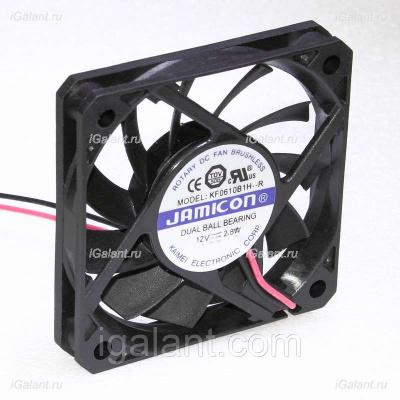 Вентилятор KF0610B1M