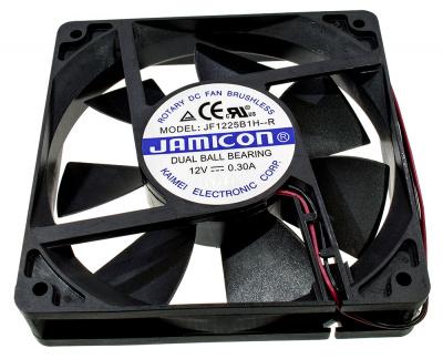 Вентилятор KF1225B1HR (2 провода, Авторестарт без сигнального провода)