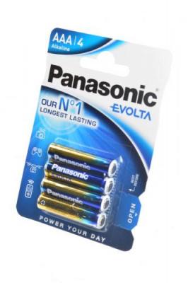 Panasonic EVOLTA LR03EGE/4BP LR03 BL4