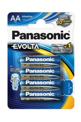 Panasonic EVOLTA LR6EGE/4BP LR6 BL4