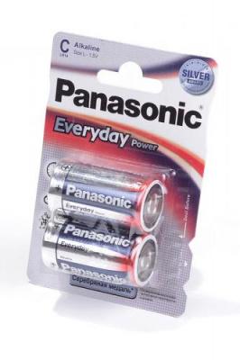 Panasonic Everyday Power LR14EPS/2BP LR14 BL2