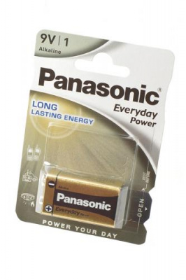Panasonic Everyday Power 6LF22EPS/1BP 6LF22 BL1
