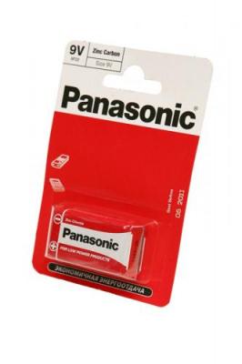 Panasonic Zinc Carbon 6F22RZ/1BP R6F22RZ BL1