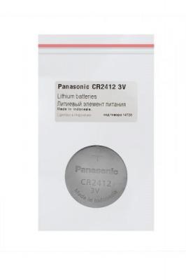 Panasonic Lithium batteries CR2412 PK1